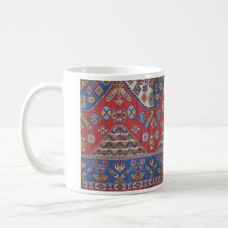 Oriental Carpet Coffee Mug
