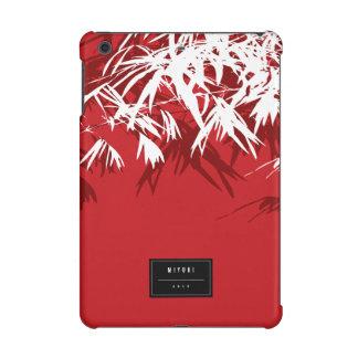 Oriental Chic Modern Zen Bamboo Leaves iPad Case