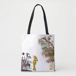 Oriental Chic-Tote Bag