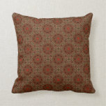 Oriental Decor pattern p7 Pillow