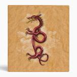 Oriental dragon binder