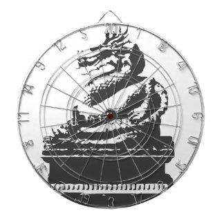 oriental dragon dartboards