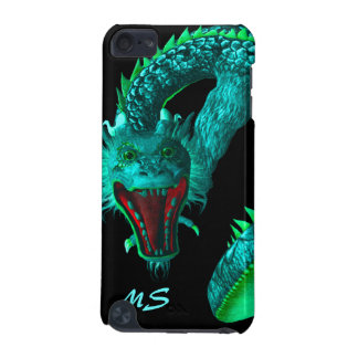oriental dragon ipod touch case cover