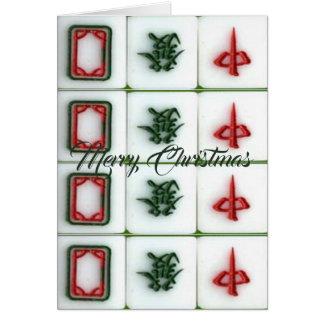 Oriental Dragons Card