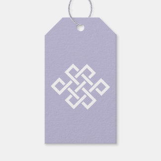 Oriental Elegance in Lavender Gift Tag Pack Of Gift Tags