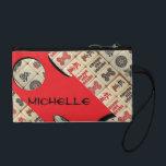 "Oriental expression change purse<br><div class=""desc"">Custom bag</div>"