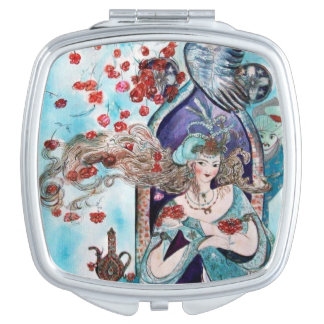 ORIENTAL FAIRY TALE MIRROR FOR MAKEUP