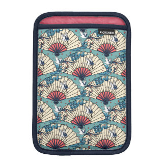 Oriental FanTasy Sleeve For iPad Mini