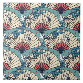 Oriental FanTasy Tile
