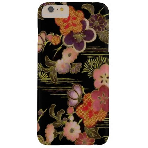 Oriental Floral Barely There iPhone 6 Plus Case