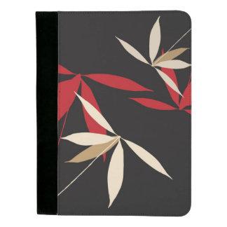 Oriental Floral Modern Pattern Design Padfolio