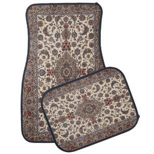 Persian Rug Car Floor Mats Zazzle