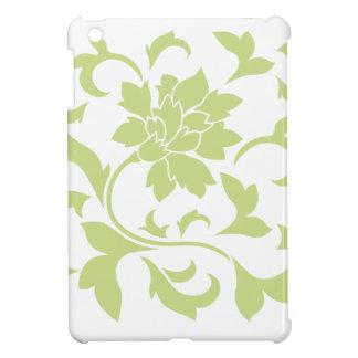 Oriental Flower - Daiquiri Green iPad Mini Cases