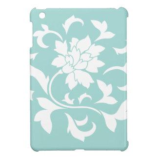 Oriental Flower - Limpet Shell Circular Pattern iPad Mini Case
