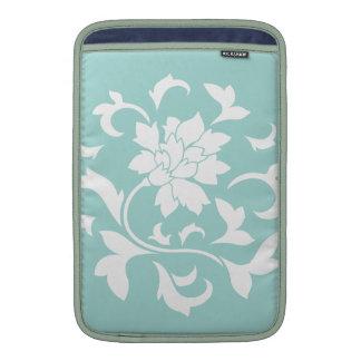 Oriental Flower - Limpet Shell MacBook Air Sleeve