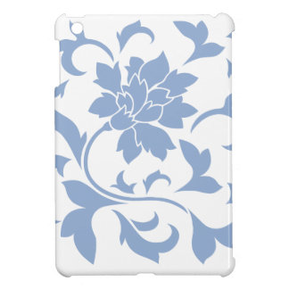 Oriental Flower - Serenity Blue Case For The iPad Mini