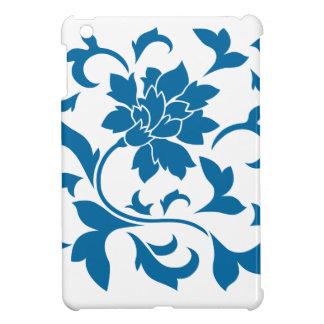 Oriental Flower - Snorkel Blue iPad Mini Cover