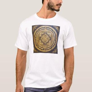 ORIENTAL GOLDEN ESOTERIC MANDALA T-Shirt