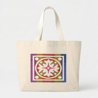 ORIENTAL GoodLuck Art - Silk Shine Surface Canvas Bag