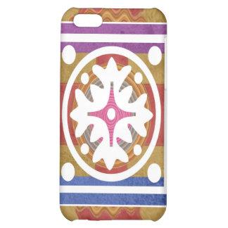 ORIENTAL GoodLuck Art - Silk Shine Surface Case For iPhone 5C