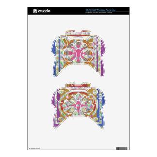 ORIENTAL GoodLuck Art - Silk Shine Surface Xbox 360 Controller Skin