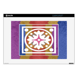 "ORIENTAL GoodLuck Art - Silk Shine Surface 15"" Laptop Skins"