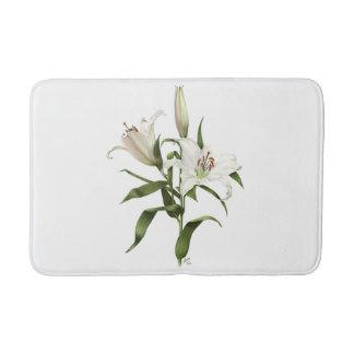 Oriental Lily - Siberia Bathroom Mat