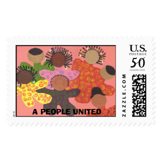 Oriental Peeps, A PEOPLE UNITED Postage