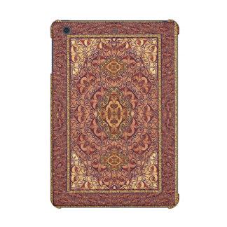 Oriental Persian Red Gold iPad Mini Retina Cases