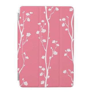 Oriental plum blossom pattern iPad mini cover