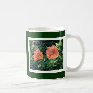 Oriental Poppy #2 Coffee Mug