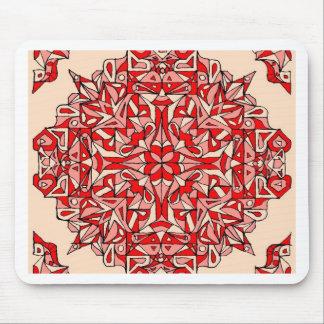 Oriental rug design! mouse pad