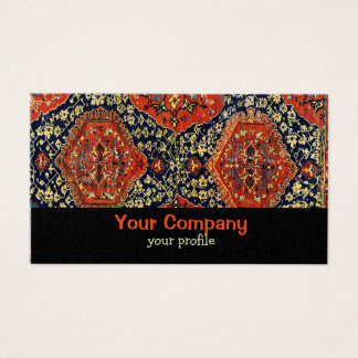 Oriental Rug no3 Business Card