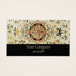 Oriental Rug no4 Business Card