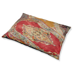Oriental Rug Pet Bed