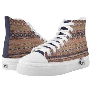 Oriental Rug Shoes III