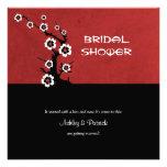 Oriental Sakura Bridal Shower Invites