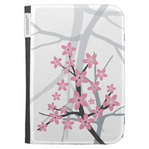 Oriental Style Kindle Case