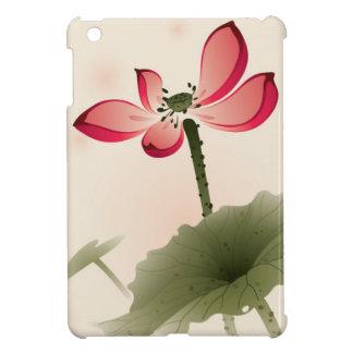 Oriental style Lotus iPad Mini Covers