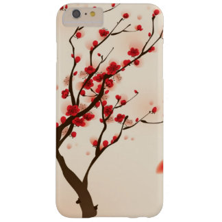 Oriental style painting, plum blossom in spring 2 barely there iPhone 6 plus case