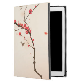 """Oriental style painting, plum blossom in spring 3 iPad pro 12.9"""" case"""