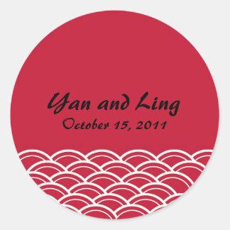 Oriental Style Stickers