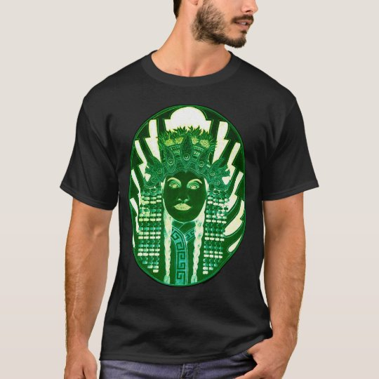 Oriental Theme T-Shirt