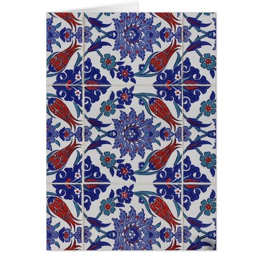 oriental-tile-pattern card