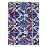 oriental-tile-pattern cards