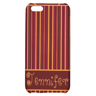 Oriental Warm Route iPhone 5C Covers