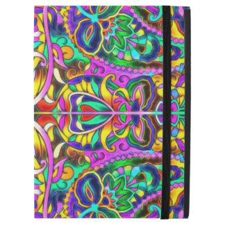 Oriental Watercolor Pattern III + your ideas iPad Pro Case