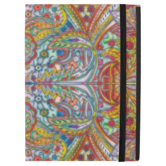 "Oriental Watercolor Pattern IV + your ideas iPad Pro 12.9"" Case"