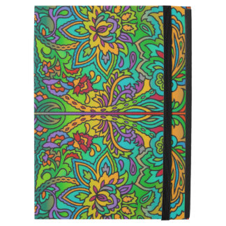 Oriental Watercolor Pattern V + your ideas iPad Pro Case