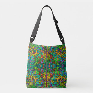 Oriental Watercolor Pattern V + your ideas Tote Bag